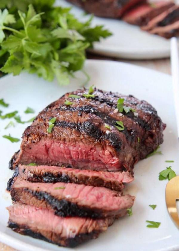 The Best Easy Sirloin Steak Marinade Recipe