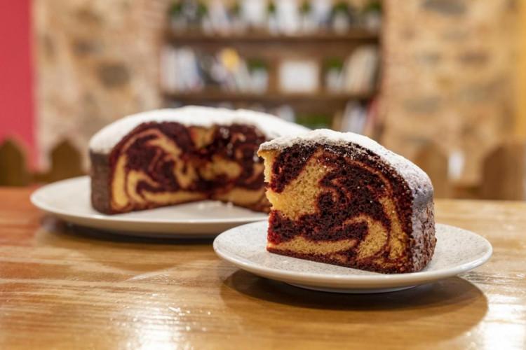 Marble Cake