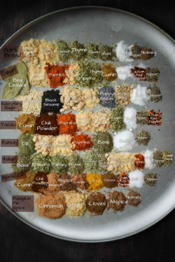 Homemade Frugal Yet Delicious Spice Mixes Recipe