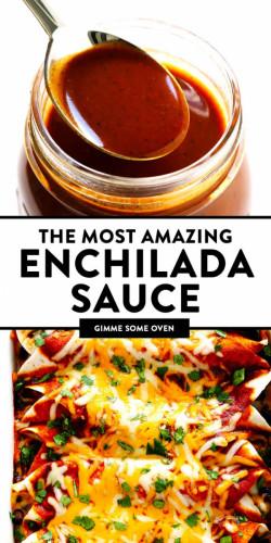The Best Enchilada Sauce Recipe
