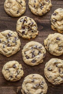 Sourdough Chocolate Chip Cookies