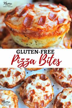 Gluten-Free Pizza Bites (Dairy-Free Option)