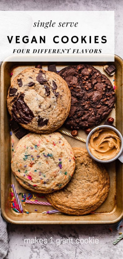 Single Serve Cookie Recipes Vegan