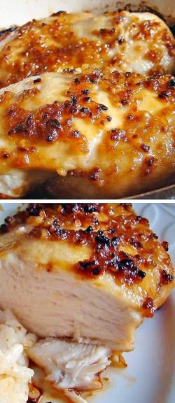 Popular Garlic Chicken