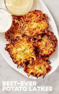 Classic Latke Recipe - How to Make the Best Potato Pancakes