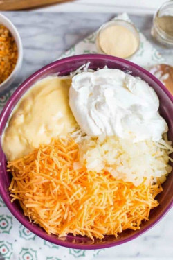 Funeral Potatoes - Cheesy Potato Casserole