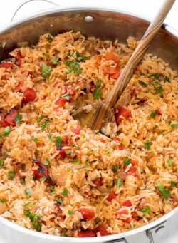 How to make Authentic Spanish Rice