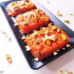 Gajar Ka Halwa - Carrot Halwa Recipe
