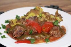 Best Savory Swiss Steak Creole