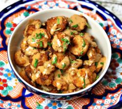 Low-Carb Bang Bang Shrimp Recipe (Grain-free, No-Added Sugar)