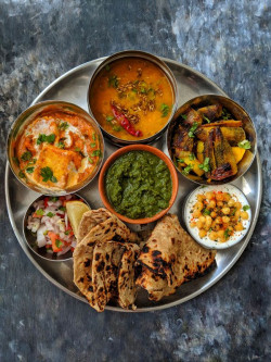 10 Indian Thali Meal Ideas | Indian Food Recipes