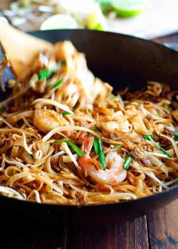 Prawn / Shrimp Pad Thai