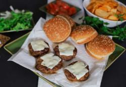 Oven Broiled Hamburgers