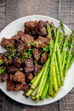 Air Fryer Steak Tips Recipe