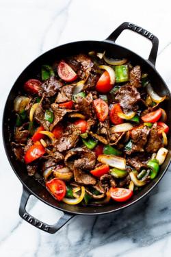 Green Pepper Steak