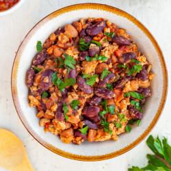 Quick and Easy Turkey Chili