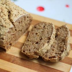 Rosemary Bread Gluten-free, Yeast-free And Vegan