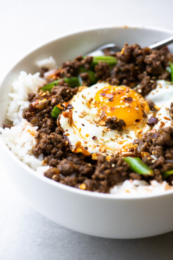 Easy Korean Beef Rice Bowls (30 minutes)
