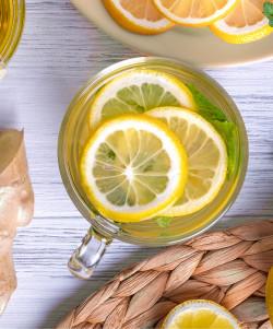 Happy Brain and Body Herbal Tea