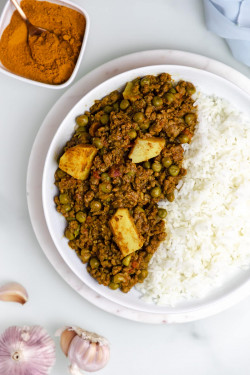 Ground Beef Curry (Keema Matar)